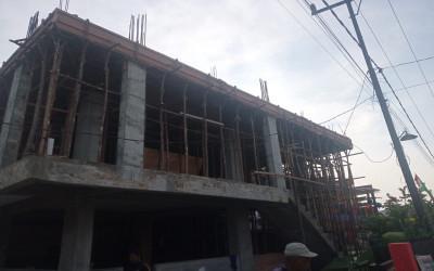 Pembangunan Mushola dan Gedung baru | SDIT Terbaik Pekanbaru