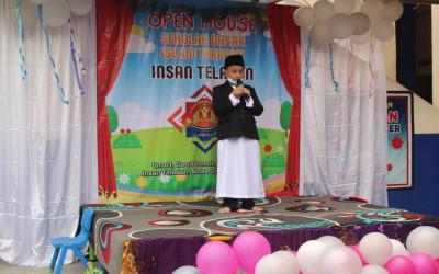 Open House SDIT Insan Teladan | SD Terbaik di Pekanbaru